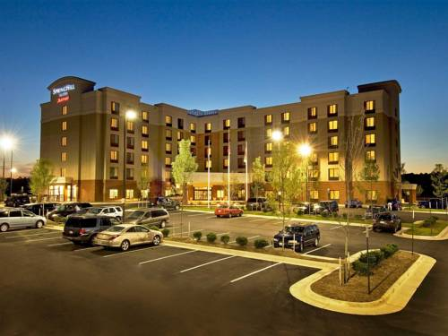 hotel SpringHill Suites Dulles Airport