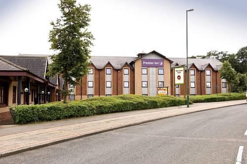 hotel Premier Inn Birmingham South (Rubery)