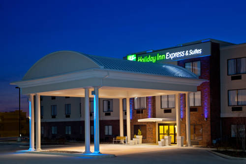 hotel Holiday Inn Express Hotel and Suites Valparaiso
