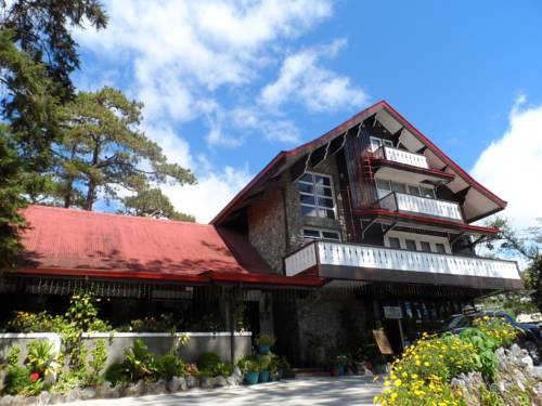hotel Safari Lodge Baguio by Log Cabin Hotel