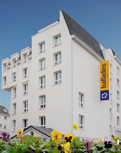 hotel Hôtel balladins Eaubonne