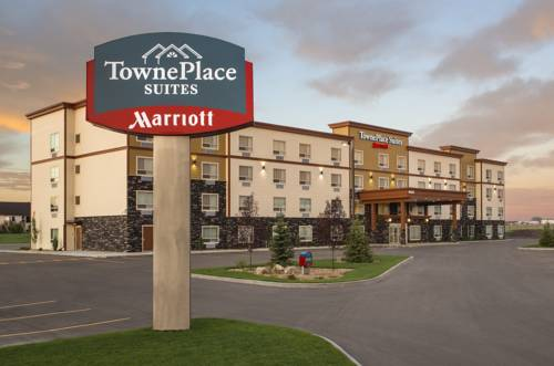 hotel TownePlace Suites by Marriott Red Deer