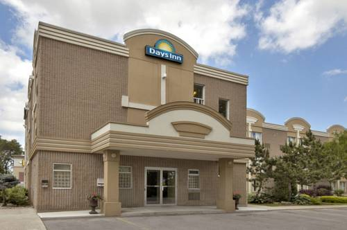hotel Days Inn - Toronto West Mississauga