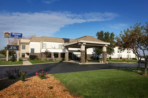 hotel Best Western Monroe Inn
