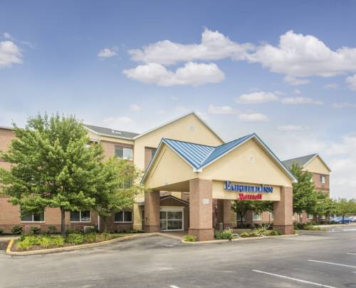 hotel Fairfield Inn & Suites by Marriott Dayton South