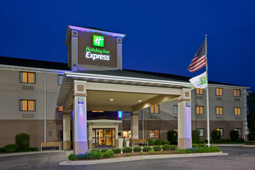 hotel Holiday Inn Express Marshall
