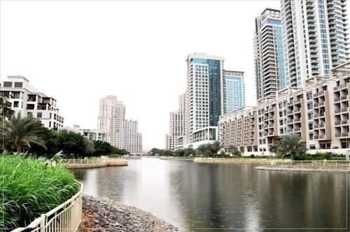 hotel Dubai Apartments - The Greens - Golf Tower