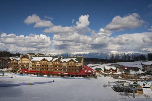 hotel Trickle Creek Lodge
