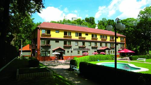 hotel Hotel Milan Vopicka