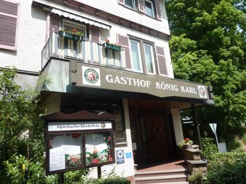 hotel Hotel Gasthof König Karl