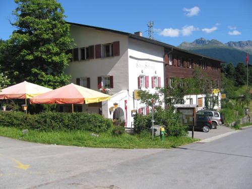 hotel Chesa Selfranga Swiss Lodge