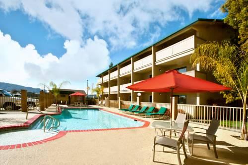 hotel Best Western PLUS Forest Park Inn