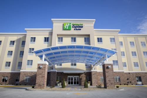 hotel Holiday Inn Express and Suites Edwardsville