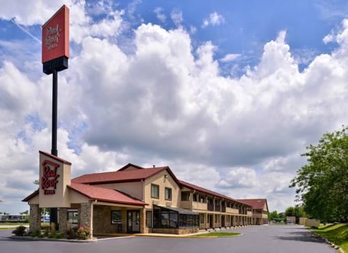 hotel Red Roof Inn Greenwood