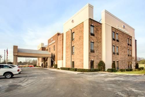 hotel Comfort Suites Crossville