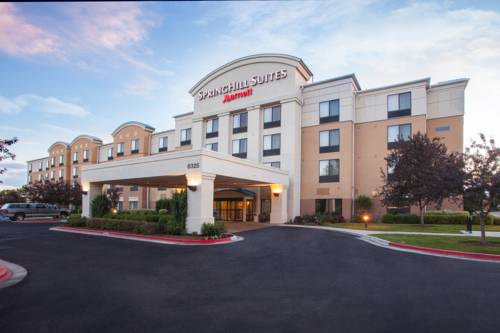 hotel SpringHill Suites Boise