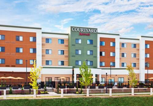 hotel Courtyard by Marriott Columbus Phenix City