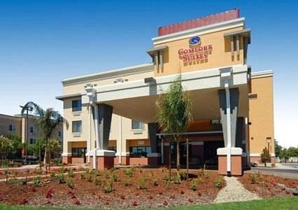 hotel Comfort Suites Vacaville