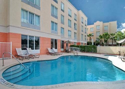 hotel Comfort Suites Sawgrass