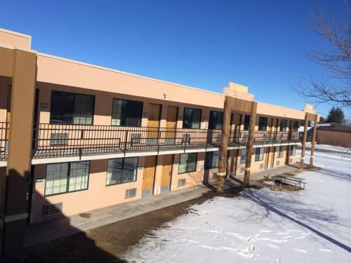 hotel Rodeway Inn Cheyenne