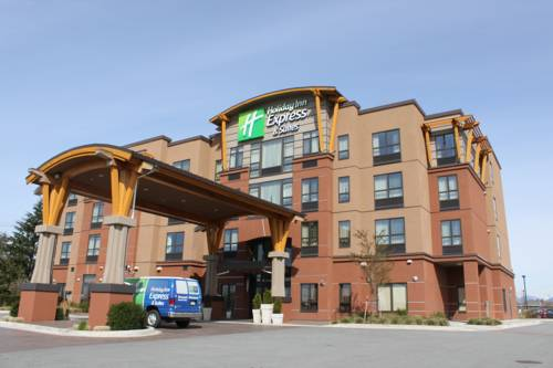 hotel Holiday Inn Express & Suites Riverport Richmond