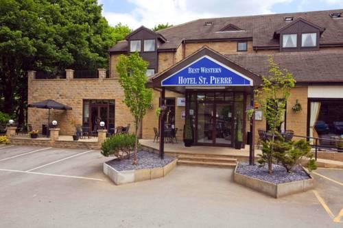 hotel Best Western Hotel St Pierre
