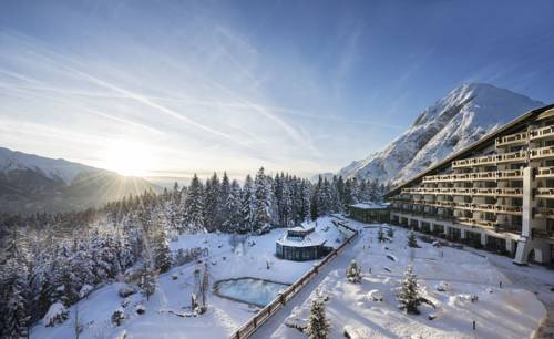hotel Interalpen-Hotel Tyrol GmbH