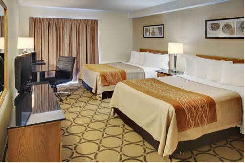 hotel Comfort Inn Cambridge