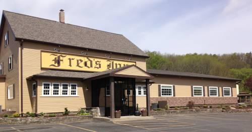 hotel Fred's Inn Restaurant & Lodging