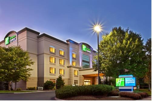 hotel Holiday Inn Express Portland West/Hillsboro