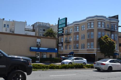 hotel Alpha Inn and Suites