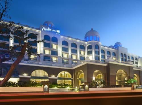 hotel Radisson Blu Plaza Hotel Mysore