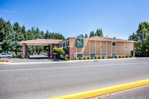 hotel Quality Inn & Suites Vancouver North