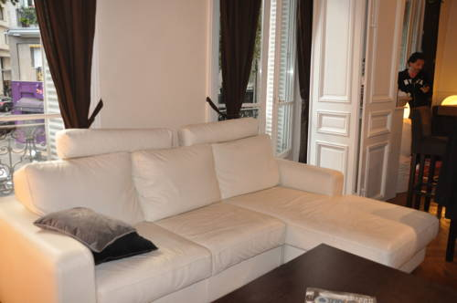hotel Chic Paris 16 - Avenue Mozart
