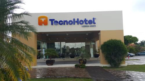 hotel Technotel Mérida Norte