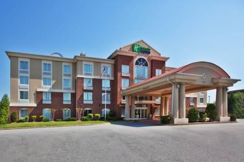 hotel Holiday Inn Express and Suites Atlanta-Johns Creek