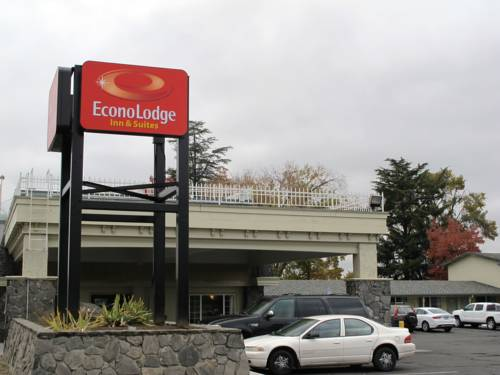 hotel Econo Lodge Inn & Suites Central