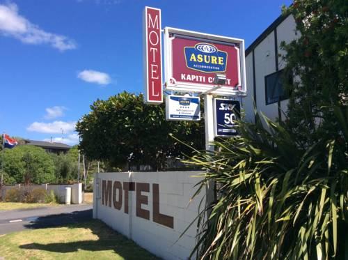 hotel ASURE Kapiti Court Motel