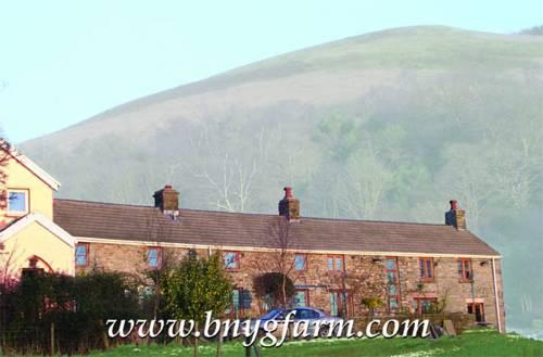 hotel Blaen-nant-y-Groes Farm Cottages