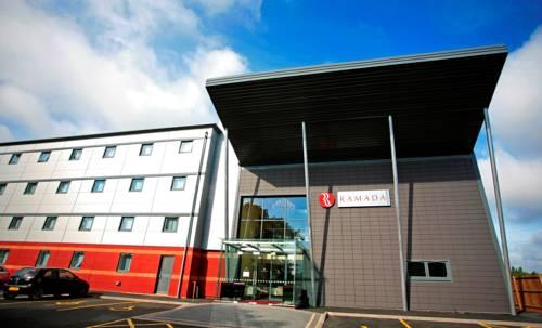 hotel Ramada Birmingham Oldbury M5 J2