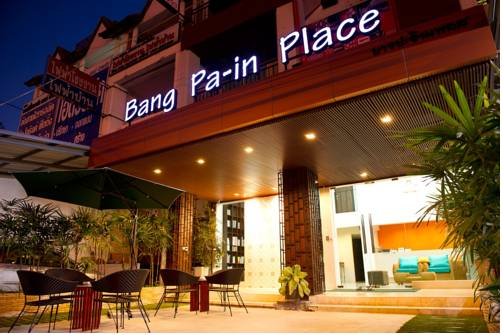 hotel Bangpa-in Place Serviced Apartment