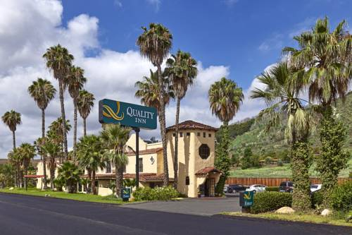 hotel Quality Inn Fallbrook