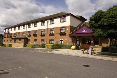 hotel Premier Inn Castleford M62 JCT 31