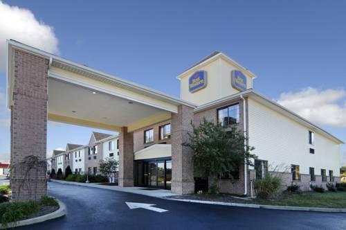 hotel Best Western Denton Inn