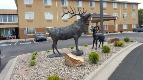 hotel Rodeway Inn Colorado Springs