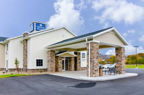 hotel Cobblestone Inn & Suites Ambridge