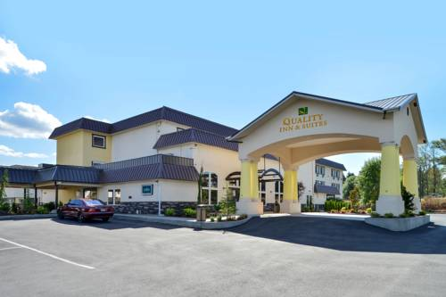 hotel Quality Inn & Suites Tacoma - Seattle