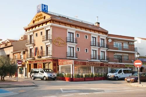 hotel Hotel Villa de Ajalvir
