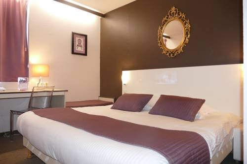 hotel Hôtel du Grand Cerf