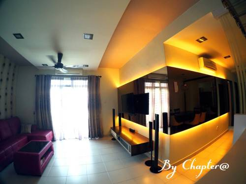 hotel Chapter@ Modern Designed Apartment
